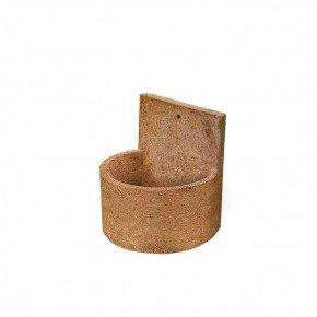 vaso de parede coco pequeno