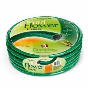 mangueira nutriflower 15m verde
