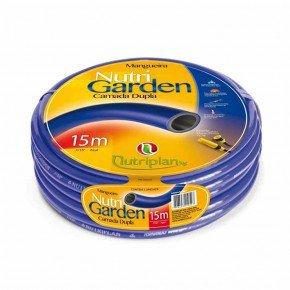 mangueira nutrigarden azul 15m