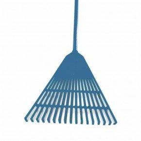 vassoura azul