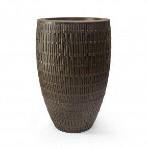 bambu oval 60 carvalho