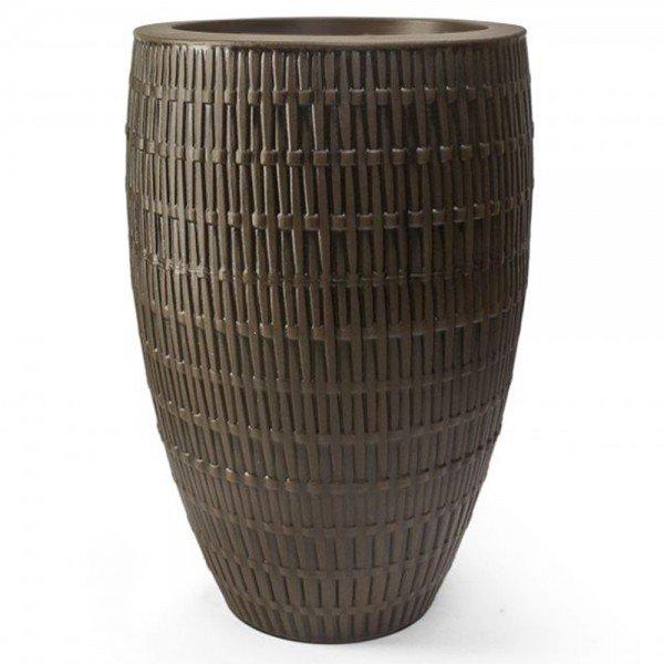 bambu oval 75 carvalho