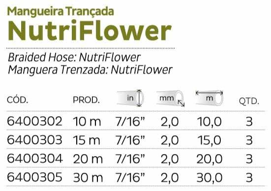 mangueira nutriflower