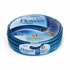 mangueira nutriflower 10m azul