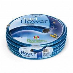 mangueira nutriflower 20m azul
