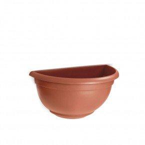 vaso de parede medio caramica