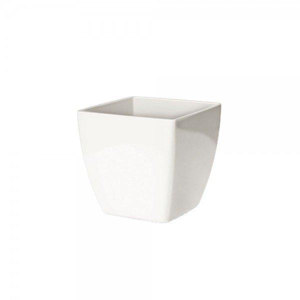 cachepo elagance quadrado n3 branco