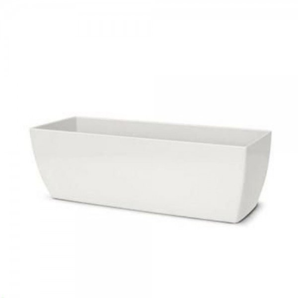 vaso elegance cachepo jardineira n1 branco