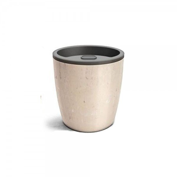 vaso autoirrigavel n4 cafe travertino