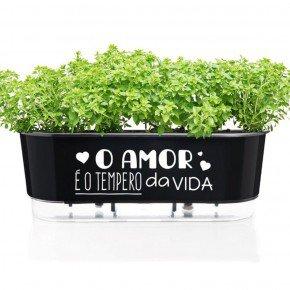 vaso autoirrigavel jardineira o amor e o tempero da vida preto 40cm raiz 9702 1 20190521161641
