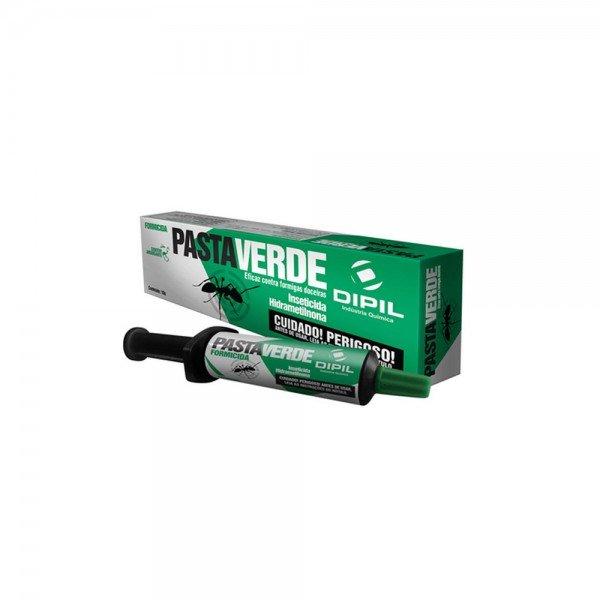 formicida para formigas doceiras pasta verde 10gr dipil