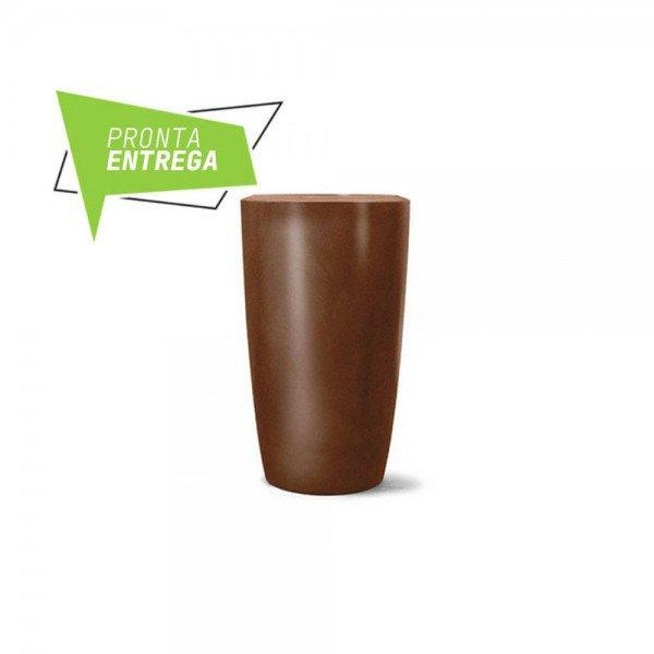 vaso classic conico n46 ferrugem