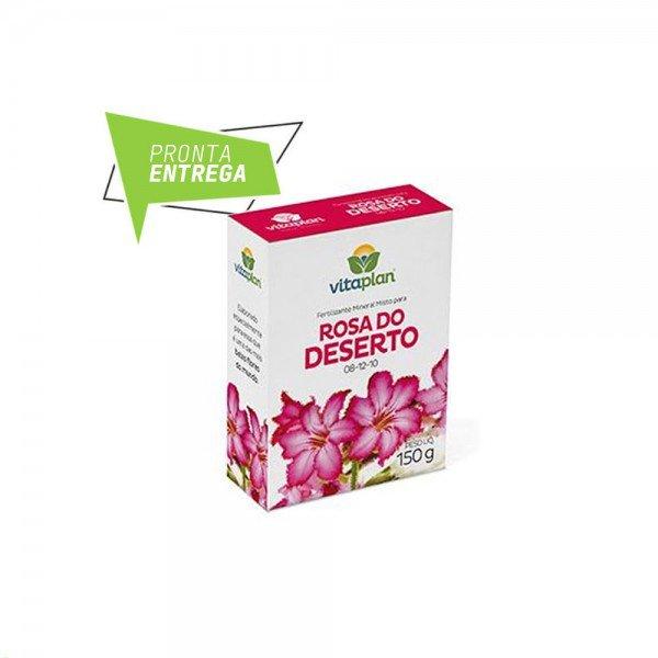 fertilizante rosa do deserto 150g