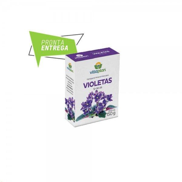 fertilizante violetas 150g