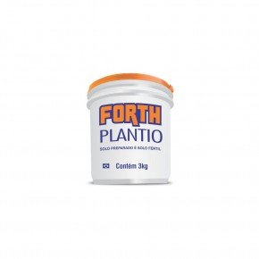 fertilizante forth plantio 3 kg