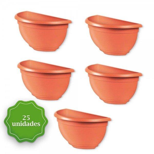 vaso de parede ceramica 25