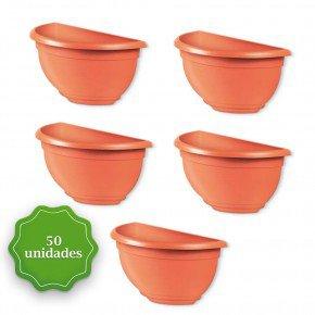 vaso de parede ceramica 50
