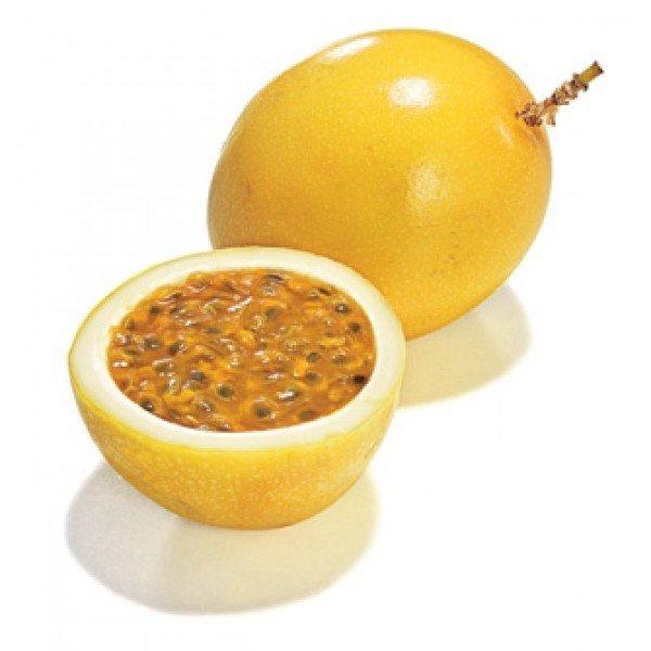 semente maracuja redondo amarelo passiflora edulis
