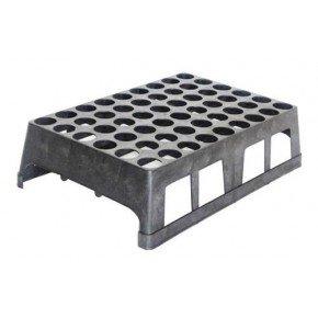 bandeja caixa 54 celulas bentec bom cultivo