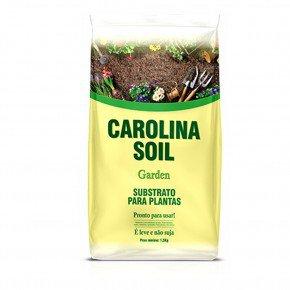 substrato carolina soil bom cultivo