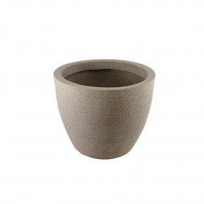 vaso redondo cone 2 com prato cimento vaso pequeno vaso plastico vaso decorativo bom cultivo