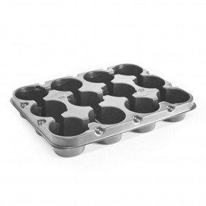 porta vaso np 8 no 9 np 8 9 bom cultivo nutriplan base para vaso transportador de vaso bandeja de vaso suporte de vaso