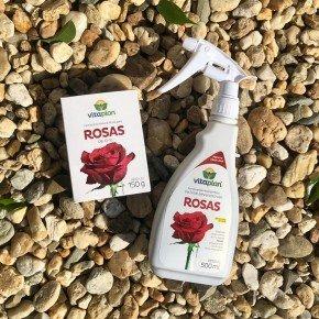 fertilizante rosas rosa vermelha buque vitaplan bom cultivo nutriplan