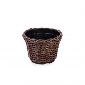 vaso vime sintetico indiano bambu arte vasos minas bom cultivo vaso para planta vaso violeta 11cm