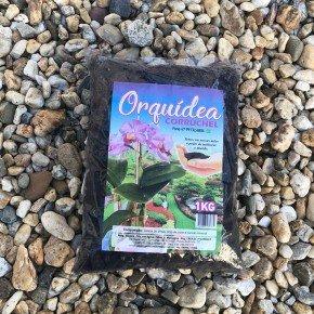 substrato para orquideas corruchel bom cultivo terra para orquideas