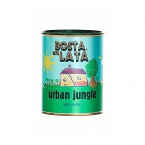 adubo organico urban jungle bosta em lata bom cultivo terra para plantar e cultivar lata