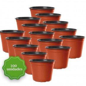 pote holambra pote para muda vaso para planta np13 bom cultivo