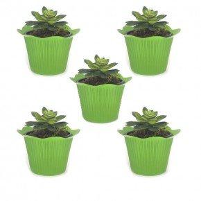 vaso pet china vaso importado vaso reciclavel vaso para planta vaso np 9 vaso verde