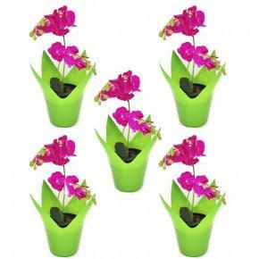 vaso verde flexivel cachepo vaso reciclavel vaso garrafa pet vaso importado bom cultivo vaso