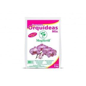 substrato orquidea 1 kg bom cultivo